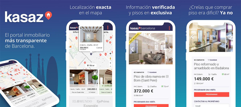 diseño gráfico imágenes promocionales app kasaz diseñador gráfico freelance