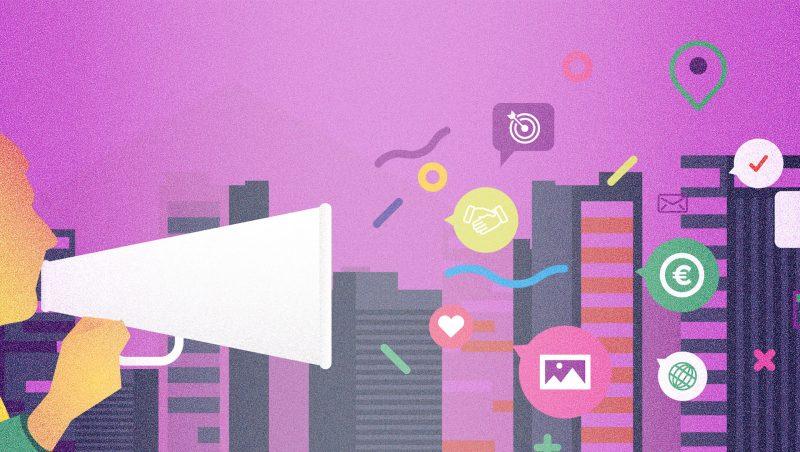 diseño de ilustracion para ilustrar post sobre consejos para vender tu casa kasaz portal inmobiliario diseño grafico