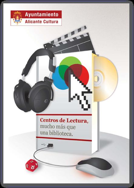 diseño grafico campaña publicidad ayuntamiento de alicante