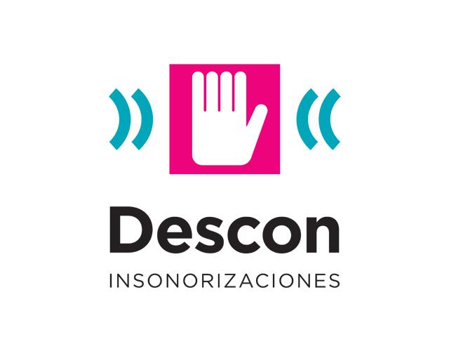 restyling diseño de logotipo corporativo descon alicante