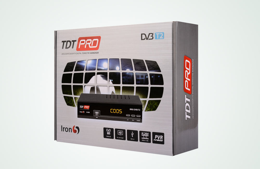 Diseño grafico de packaging tablets y smartphones para iron5