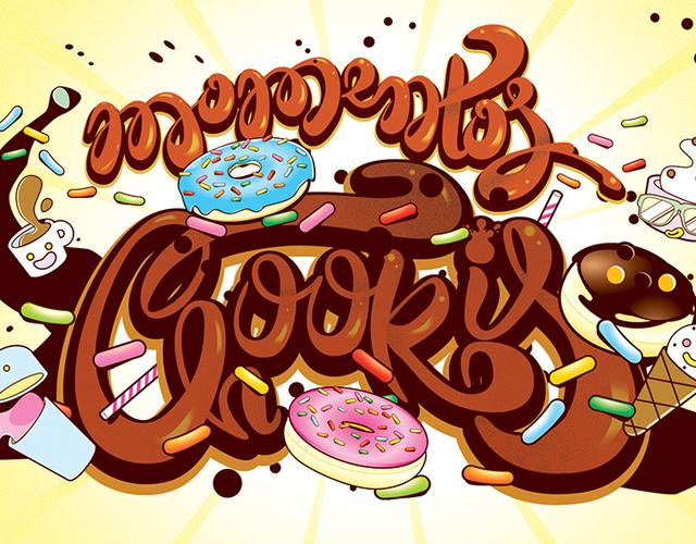 ilustraciones y diseño gráfico en alicante para Chookis