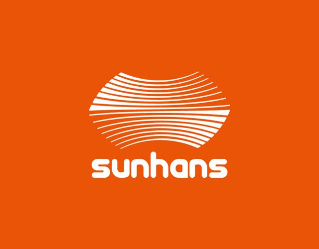 Diseño de Logotipos, Diseño de packaging y stand ferias sunhans