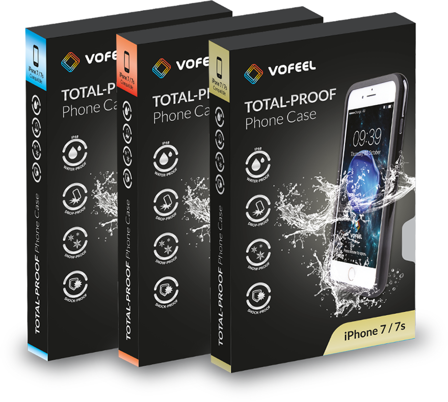 conceptos diseño gráfico packaging carcasa vofeel