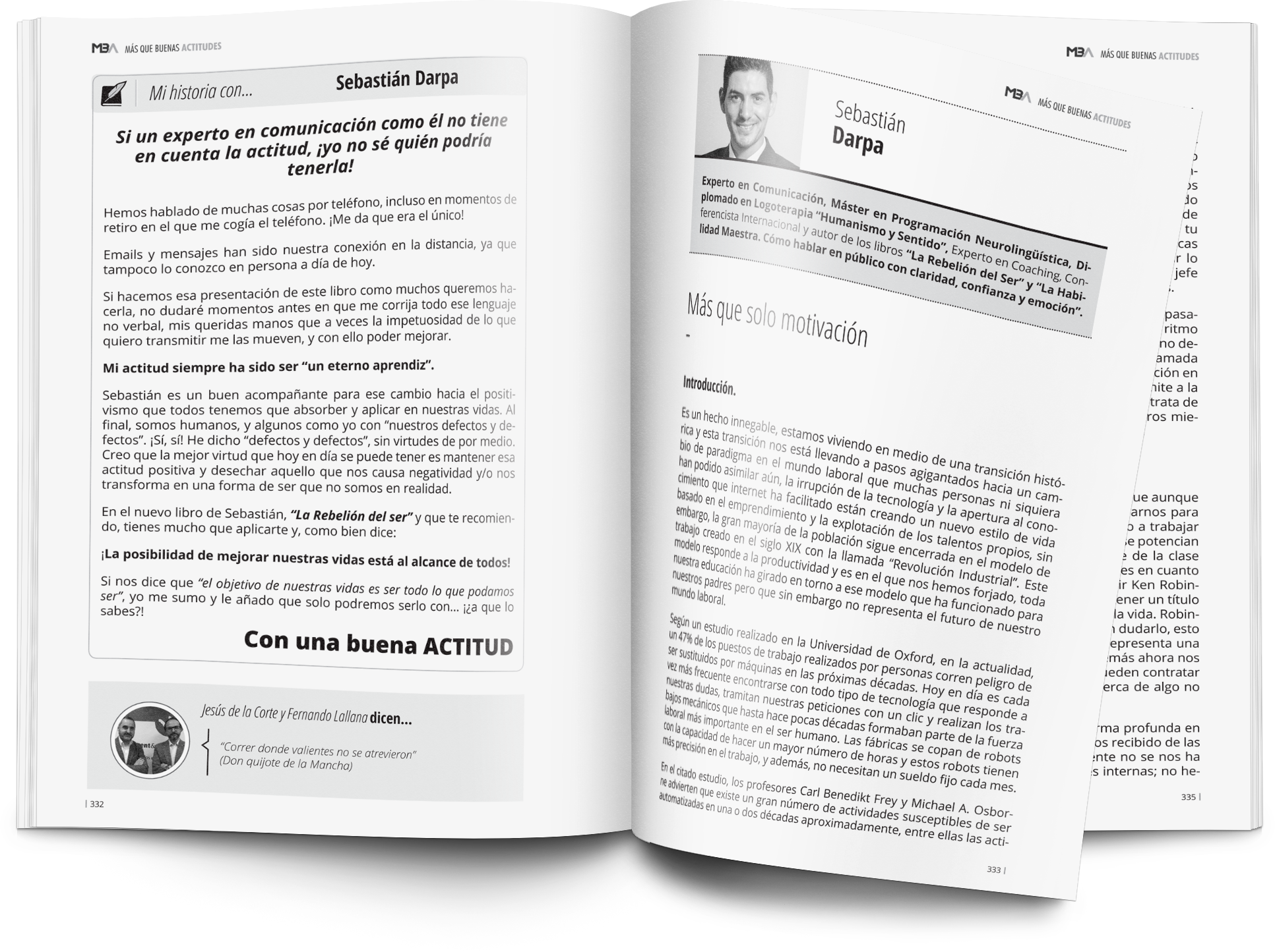 diseño editorial interior a una tinta y diseño gráfico freelance alicante libro mba para editorial ideas activas