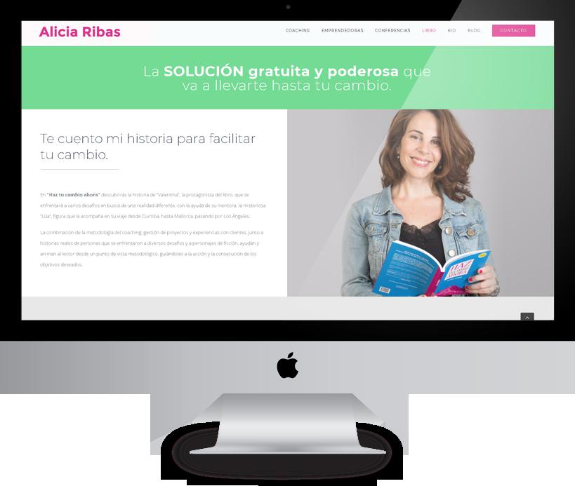 diseño web, diseño gráfico diseñador gráfico freelance alicante alicia ribas, diseño de paginas web alicante