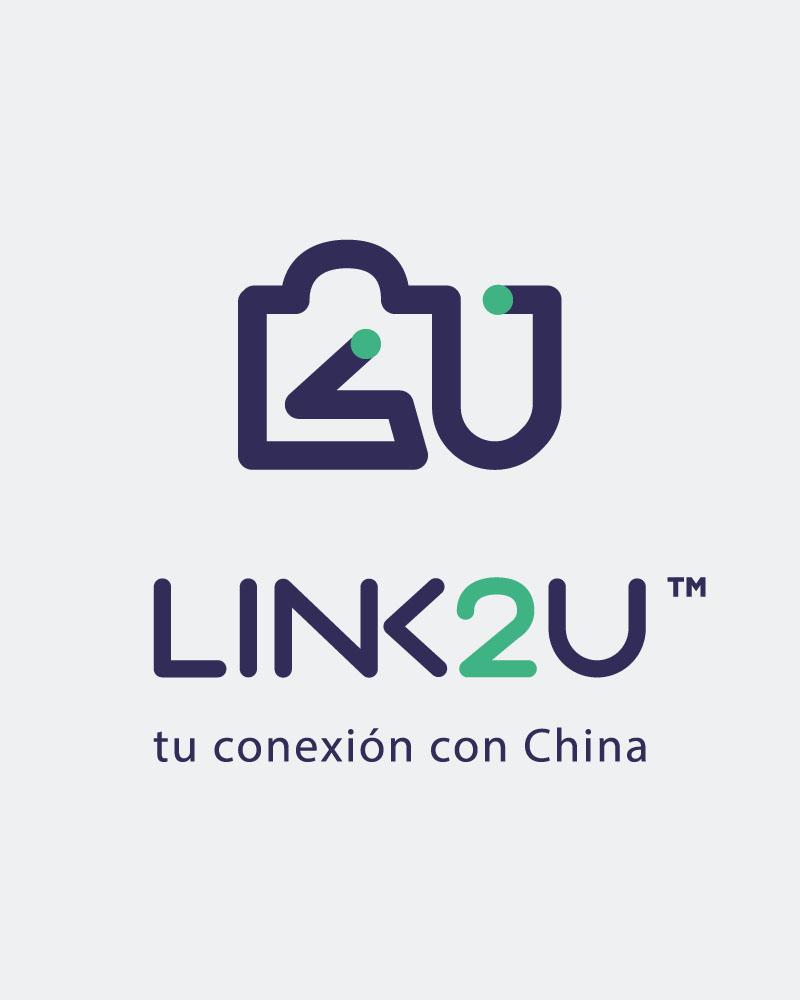 logotipo link2u diseño gráfico freelance alicante diseñador gráfico autonomo