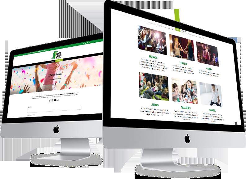 diseño web wordpress alicante diseñador grafico y web freelance alicante