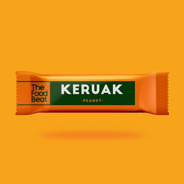 packaging keruak peanut the food beat